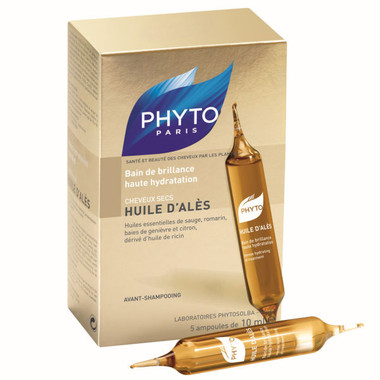 Phyto Huile D Ales Intense Hydrating Oil Treatment 5 ampules - beautystoredepot.com
