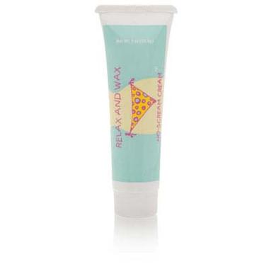 Relax and Wax No-Scream Cream - beautystoredepot.com