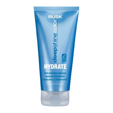 Rusk Deepshine Color Hydrate Replenishing Masque 5.3 oz - beautystoredepot.com