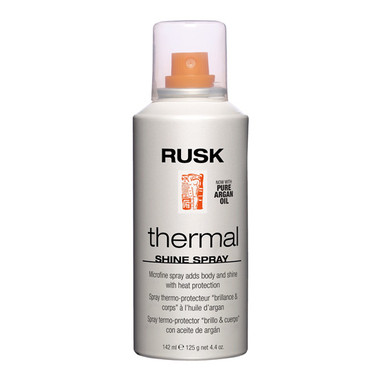 Rusk Thermal Shine Spray 4.4 oz - beautystoredepot.com