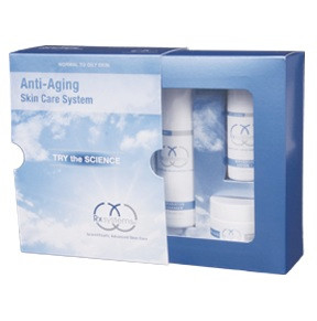 Rx Systems Anti-Aging Skin Care System Normal to Oily