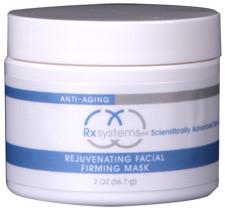 Rx Systems Rejuvenating Facial Firming Mask - beautystoredepot.com