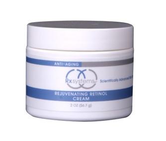 Rx Systems Rejuvenating Retinol Cream 2 oz - beautystoredepot.com