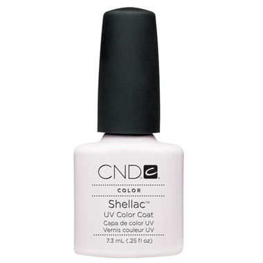 Shellac UV Color Coat Cream Puff - beautystoredepot.com