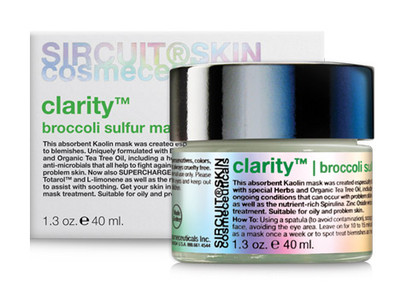 Sircuit Skin Clarity Broccoli Sulfur Mask - beautystoredepot.com