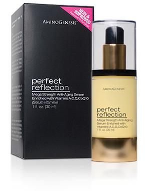 AminoGenesis Perfect Reflection Anti-Aging Serum - beautystoredepot.com