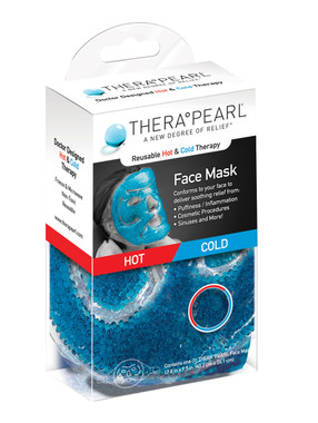TheraPearl Full Face Mask - beautystoredepot.com