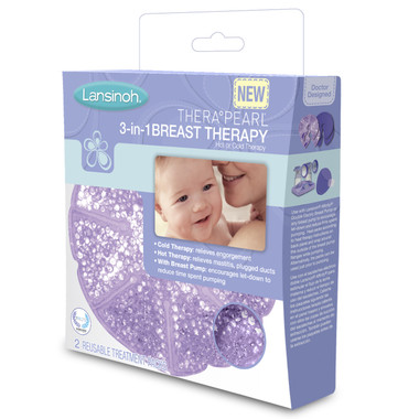 TheraPearl Nursing Buddies 3-in-1 Breast Therapy - beautystoredepot.com