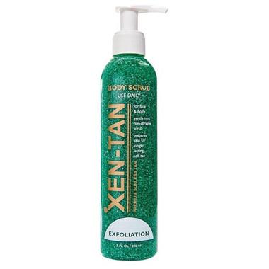 Xen-Tan Body Scrub 8 oz - beautystoredepot.com