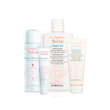 Avene Clean-AC Acne Adjunctive Care Regimen - beautystoredepot.com