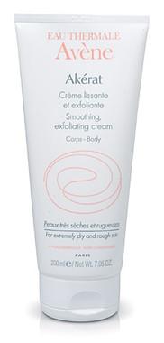 Avene Akerat Smoothing Exfoliating Cream for Body 7.5 oz - beautystoredepot.com