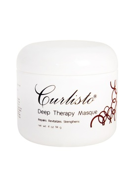 Curlisto Deep Therapy Masque 4 oz - beautystoredepot.com