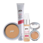 Pur Minerals 4-in-1 Complexion Kit - Tan