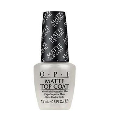 OPI Matte Top Coat - beautystoredepot.com