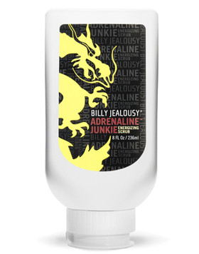 Billy Jealousy Adrenaline Junkie Energizing Scrub 8 oz - beautystoredepot.com