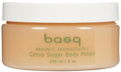 Basq Citrus Sugar Exfoliating Body Polish 8 oz - beautystoredepot.com