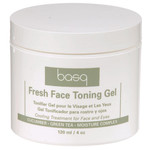 Basq Fresh Face Toning Gel for Face and Eyes 4 oz