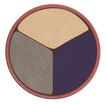Osmosis Colour Eye Shadow Trio - Misty Blue - Refill
