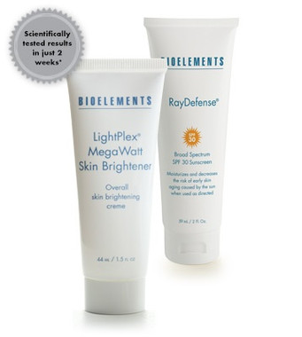 Bioelements Brilliantly Brighter Overall UV Damage Repair Kit - beautystoredepot.com