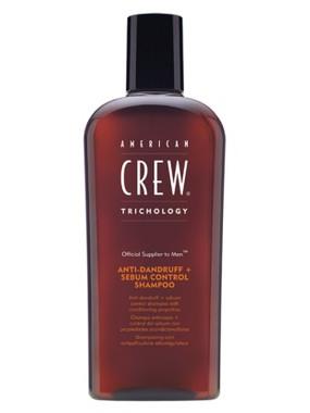 American Crew Anti-Dandruff Sebum Control Shampoo - beautystoredepot.com