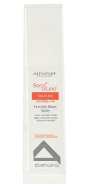 Alfaparf Semi Di Lino Discipline Humidity Block Spray 4.23 oz - beautystoredepot.com