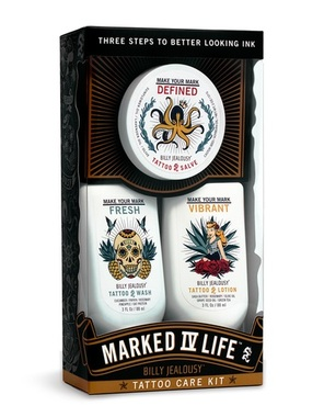 Billy Jealousy Tattoo Care Kit - beautystoredepot.com