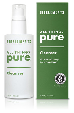 Bioelements All Things Pure Cleanser 3.5 oz - beautystoredepot.com