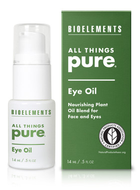 Bioelements All Things Pure Eye Oil .5 oz - beautystoredepot.com