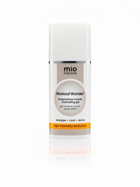 Mio Workout Wonder Invigorating Muscle Gel 3.4 oz - beautystoredepot.com