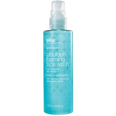 bliss Fabulous Foaming Face Wash - beautystoredepot.com