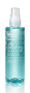 bliss Daily Detoxifying Facial Toner - beautystoredepot.com