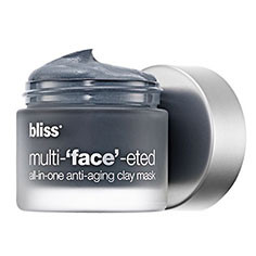 bliss Multi-'Face'-ted Anti-Aging Clay Mask