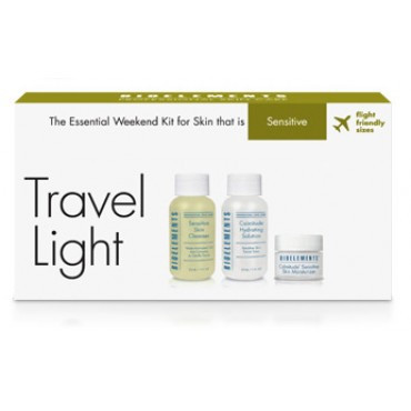 Bioelements Travel Light Kit - Sensitive Skin - beautystoredepot.com