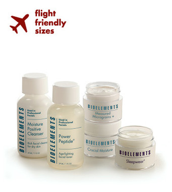 Bioelements Travel Light Kit - Very Dry and Dry - beautystoredepot.com