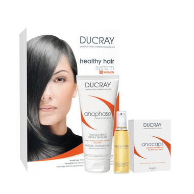 Ducray Healthy Hair System  - Women - beautystoredepot.com