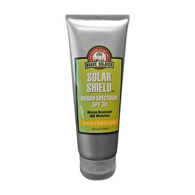 Brave Soldier Solar Shield SPF 30 4 oz
