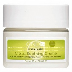 CND Citrus Soothing Creme 2.6 oz - beautystoredepot.com