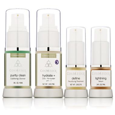 CosMedix Even Skin Care Kit - beautystoredepot.com
