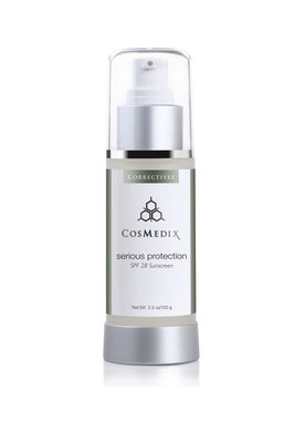 CosMedix Serious Protection SPF 28 Sunscreen 3.3 oz - beautystoredepot.com