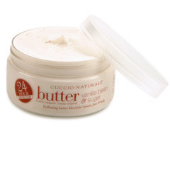 Cuccio Naturale Vanilla Bean and Sugar Blend 8 oz - beautystoredepot.com