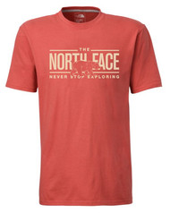 North Face Men's Short-Sleeve Walking Bear Tee #NF0A34YPPKB