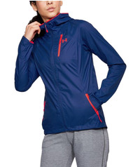 Under Armour Women's Mission Jacket & Vest #1314604-574