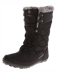 Columbia Women's Minx Mid Ii Omni-heat Snow Boot #BL1585-010 Black- Charcoal