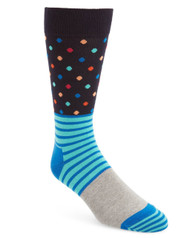 Happy Socks Stripe & Dot Socks TST01-6002-441