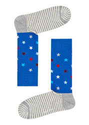 Happy Socks Star Stripe Sock SR01-6000-424