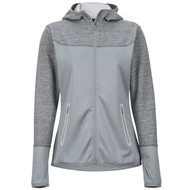 Marmot Women's Sirona Hoody #89170 Grey Storm/Bright Steel