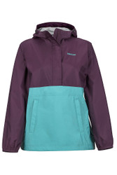 Marmot Women's PreCip Anorak #49580 Dark Purple/Meadowbrook