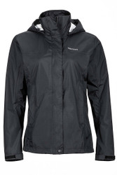 Marmot Women's PreCip Jacket #46200 Black