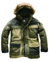 The North Face Men's Mcmurdo Down Parka III NF0A33RFAA4