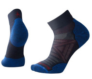 Smartwool Men's PhD Outdoor Light Mini Socks - Navy